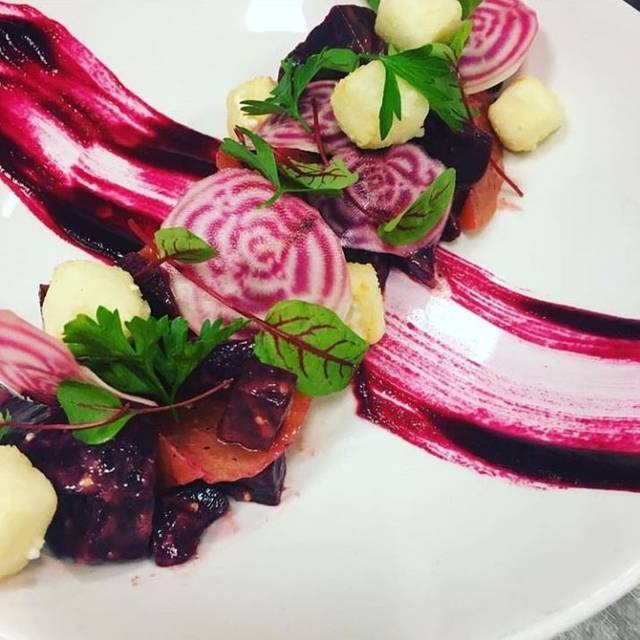 Beet Salad - Carnivale, Chicago, IL