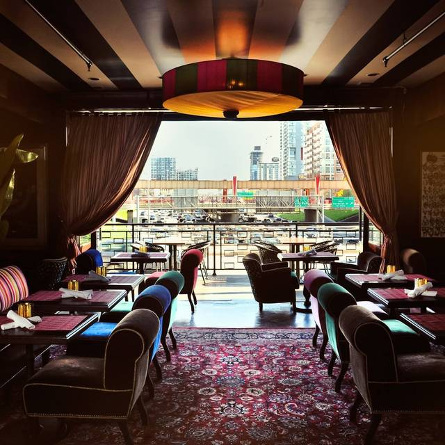 Lounge & Patio - Carnivale, Chicago, IL