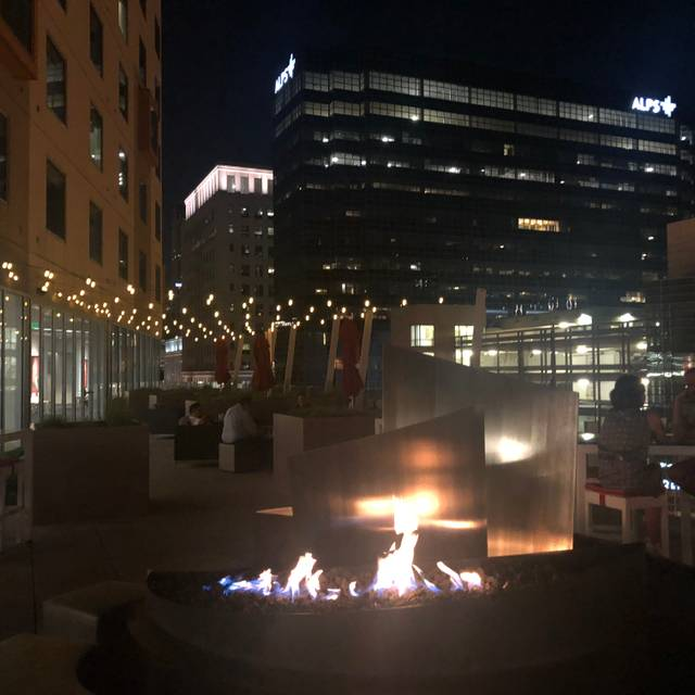 Fire- The Art Hotel of Denver, Denver, CO