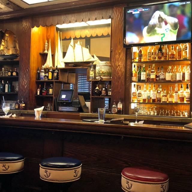 Ship Tavern at the Brown Palace, Denver, CO