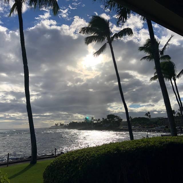 Beach House Restaurant- Kauai, Koloa, HI