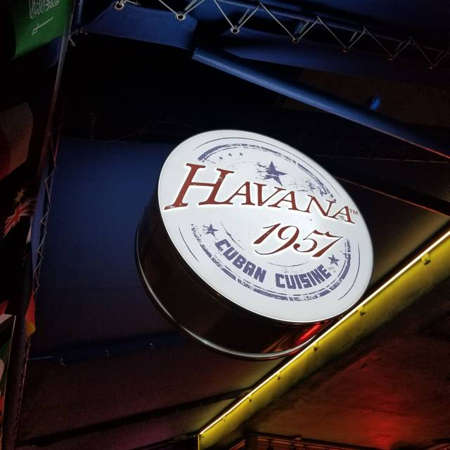 Havana 1957 - Lincoln Road, Miami Beach, FL
