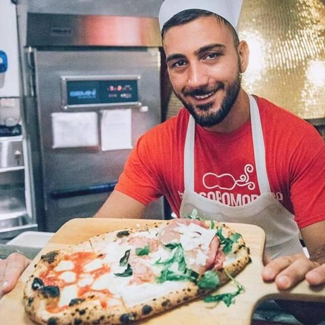 Chef Rosario Granieri - Pizza Secret, Brooklyn, NY