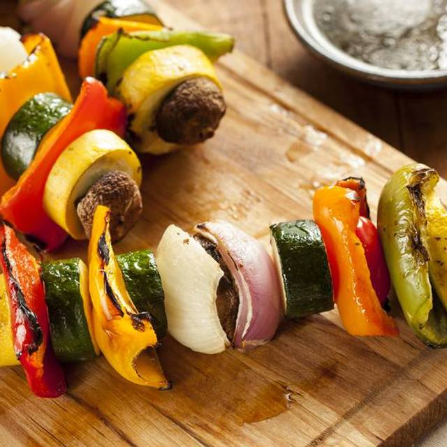 Grilled Vegetable Kebabs Jpg X Q Crop-scale Marmions - Marmions Mediterranean, Melrose, Scottish Borders