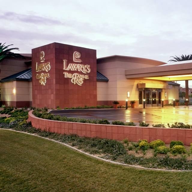 Exterior - Lawry's The Prime Rib - Las Vegas, Las Vegas, NV