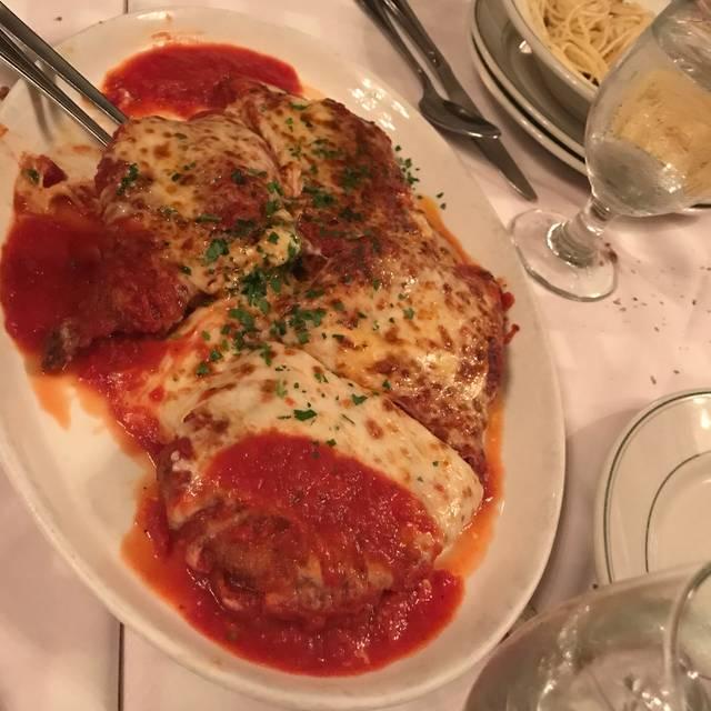 Tony's Di Napoli - Midtown, New York, NY