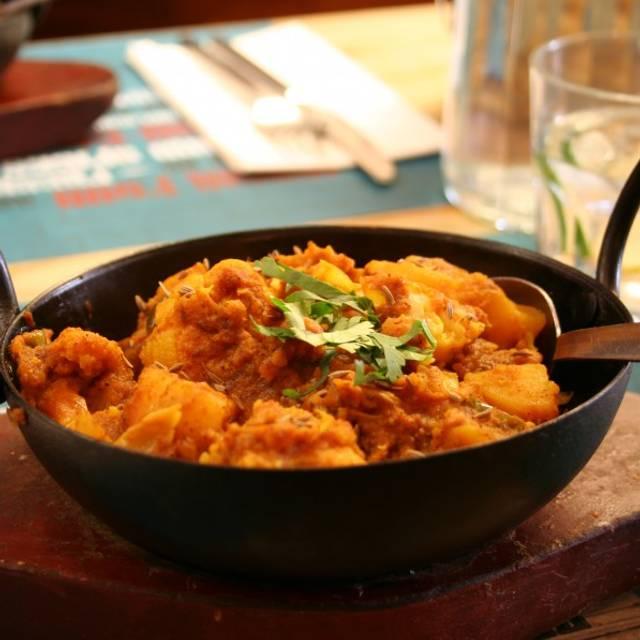 Delhi Grill, London