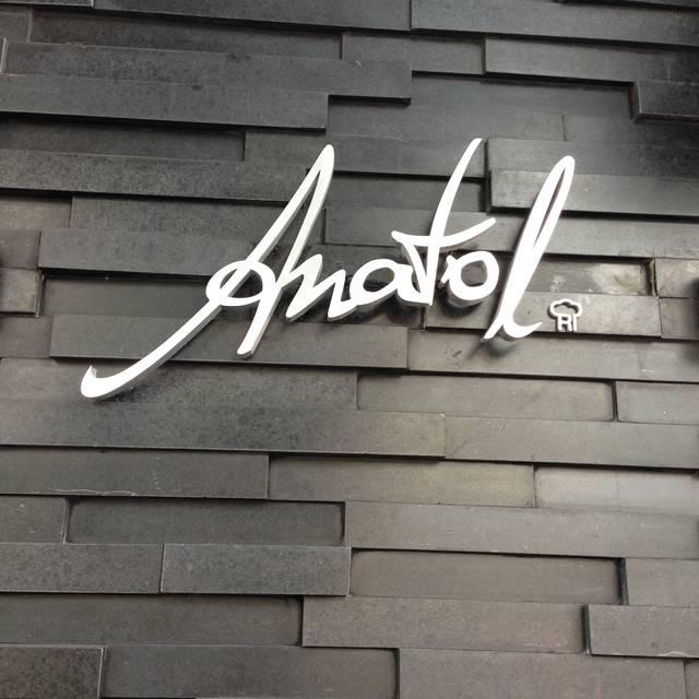 Anatol - Anatol, Ciudad de México, CDMX