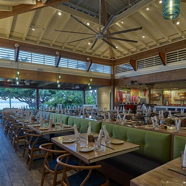 Monkeypod Kitchen by Merriman - Whalers Village, Lahaina ...