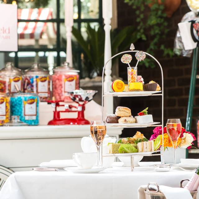 Chmf Sweetshop Af - Afternoon Tea at The Chesterfield Mayfair, London