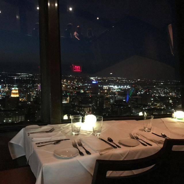 Chart House Restaurant Tower Of The Americas San