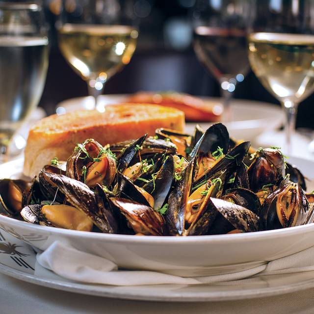 Mussels - Truluck's Seafood, Steak and Crab House - Downtown Chicago, Chicago, IL