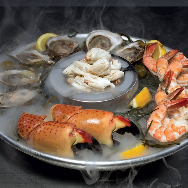 Seafood Platter - Truluck's Seafood, Steak and Crab House - Downtown Chicago, Chicago, IL