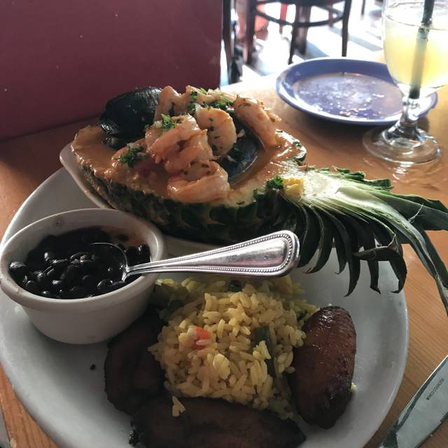 Rancho Alegre Cuban, Savannah, GA