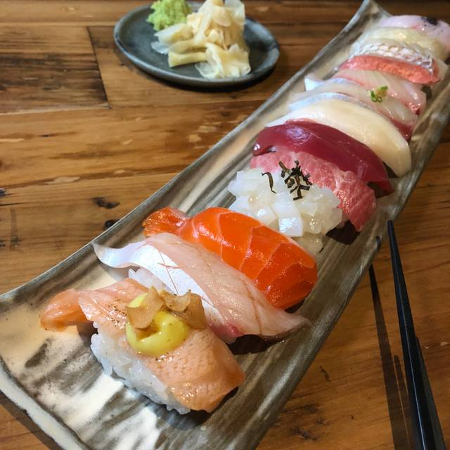 M Sushi Restaurant Durham Nc Opentable
