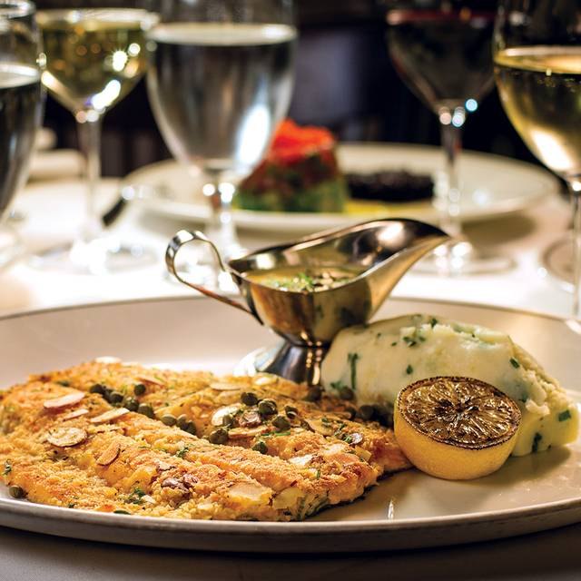 Trout Amandine - Truluck's Seafood, Steak and Crab House - Miami, Miami, FL