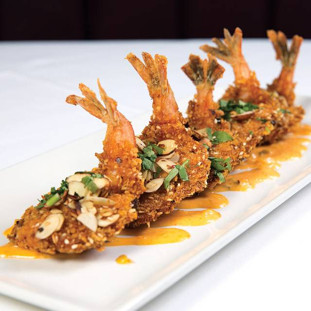 Hot 'n Crunchy Shrimp - Truluck's Seafood, Steak and Crab House - Miami, Miami, FL