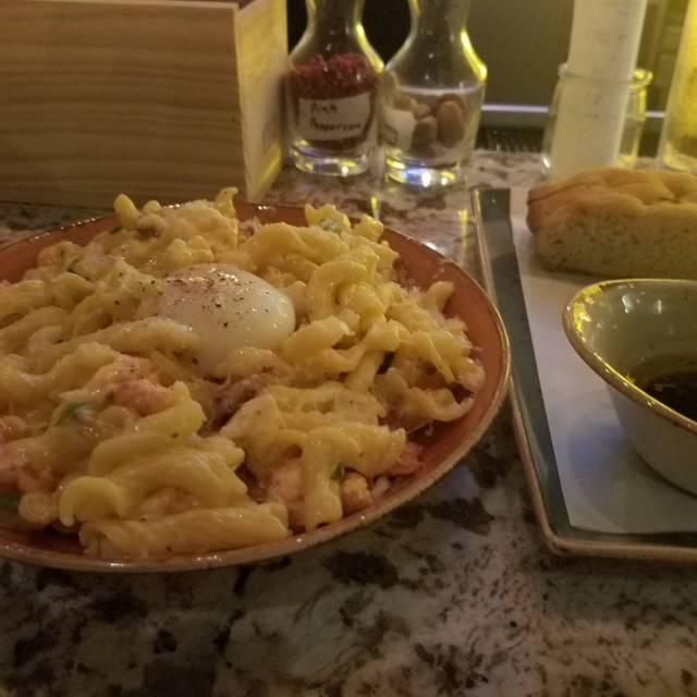 Sapóre Ristorante + Bar, Boston, MA