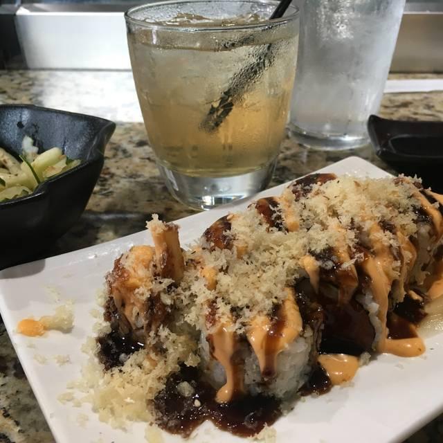 Budi's Sushi, Atlanta, GA