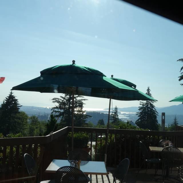 Horizons Restaurant, Burnaby, BC