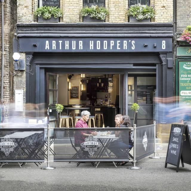 Arthur Hooper's, London