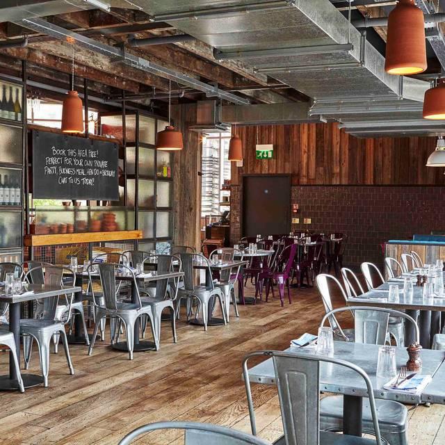 Jamie's Italian - Birmingham, Birmingham, West Midlands