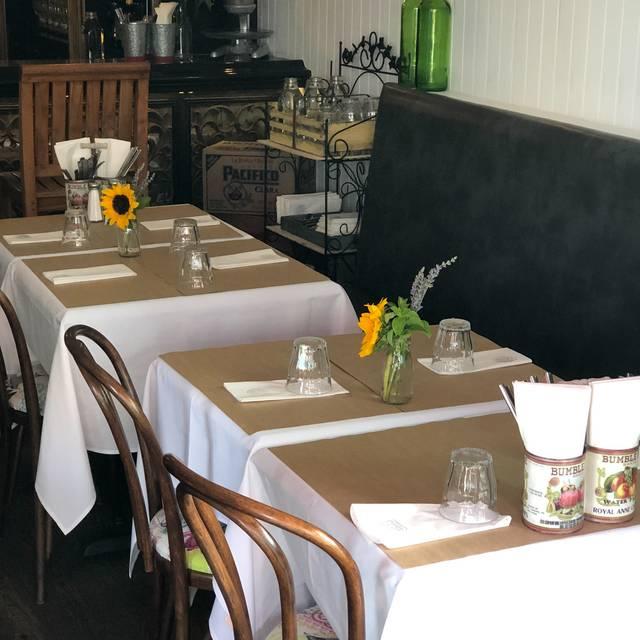The MINA Test Kitchen – San Francisco, San Francisco, CA