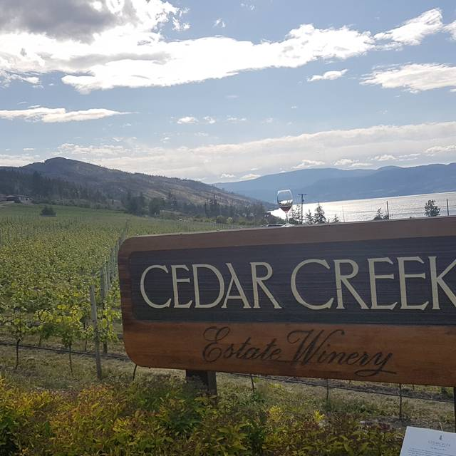 CedarCreek Estate Winery, Kelowna, BC