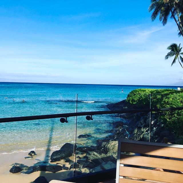 Sea House Restaurant at Napili Kai Beach Resort, Lahaina, HI