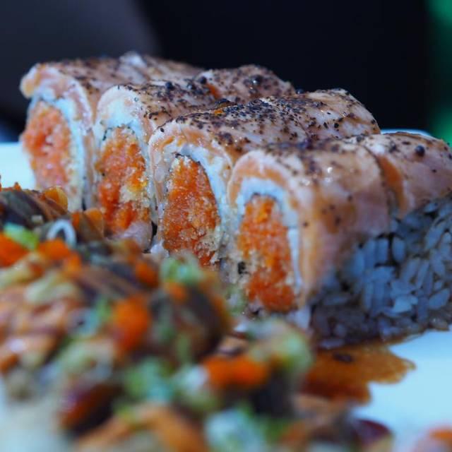 Bleu Sushi, Philadelphia, PA