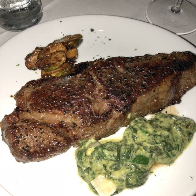 Fleming's Steakhouse - Houston, Houston, TX