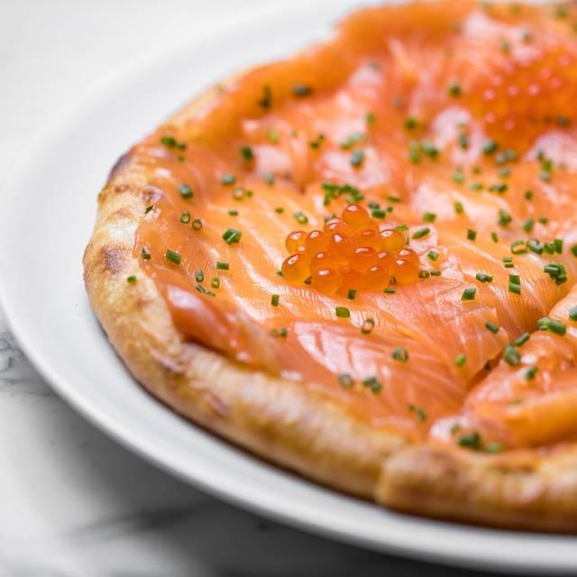 Smoked Salmon - Spago - Beverly Hills, Beverly Hills, CA