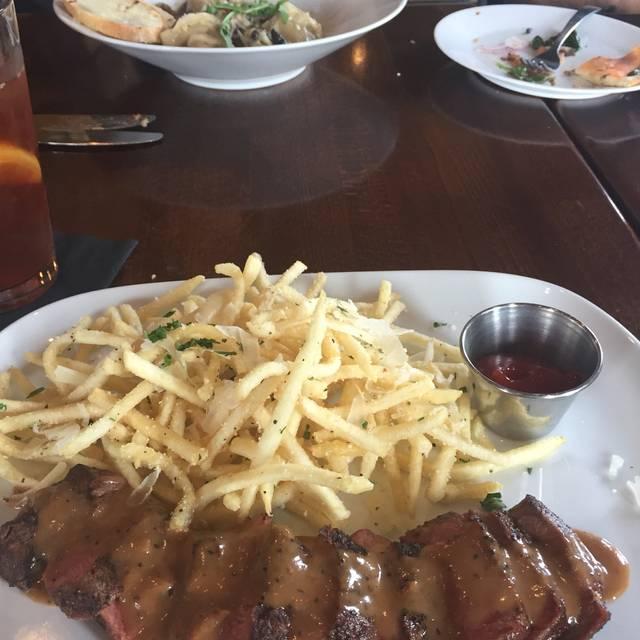 Crudo Wood Fired Taverna, Frisco, TX