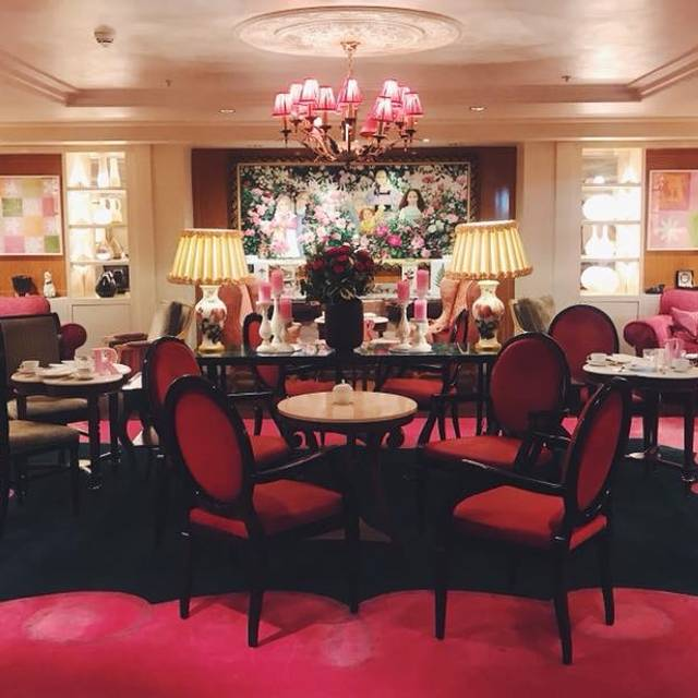 The Rose Lounge at Sofitel London St. James, London