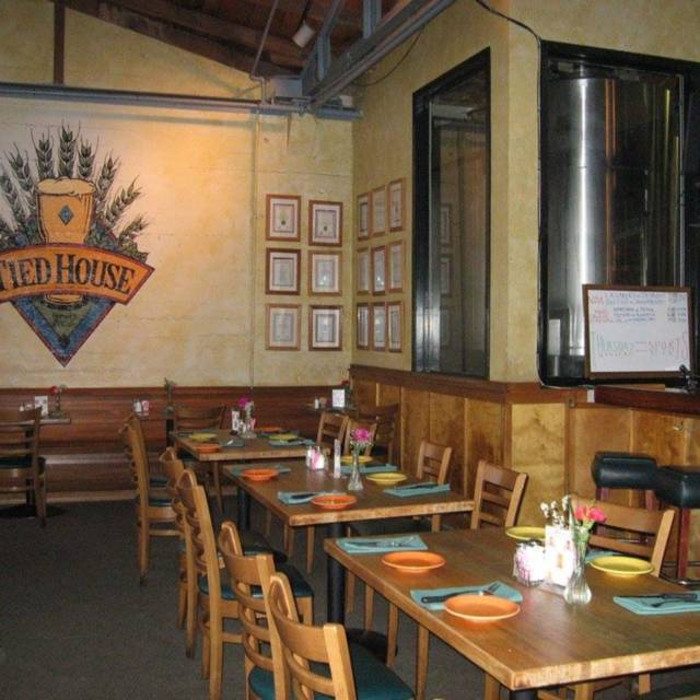 Tied House Restaurant Mountain View Ca Opentable