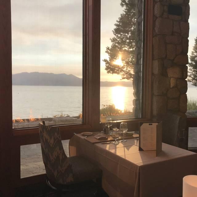 Edgewood Restaurant Stateline Nv