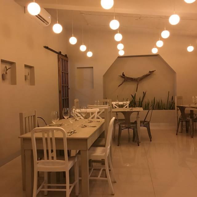 Mostaza, Cocina de Huerto, Cancún, ROO