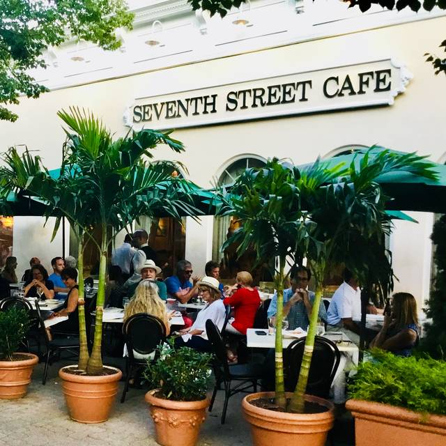 Seventh Street Cafe Restaurant Garden City Ny Opentable