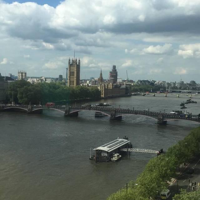 The Big Ben View Lounge, London
