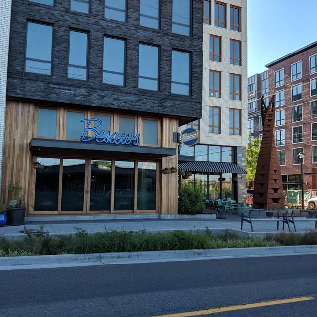 Besaw's, Portland, OR