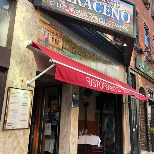Ristorante Saraceno, Boston, MA
