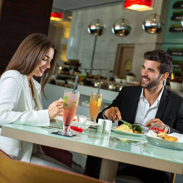 Tamarind Restaurant - Capital Centre Arjaan by Rotana