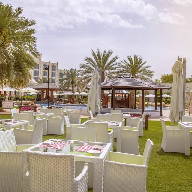 Zest All Day Dinning - Al Ain Rotana, Al Ain, Al Ain