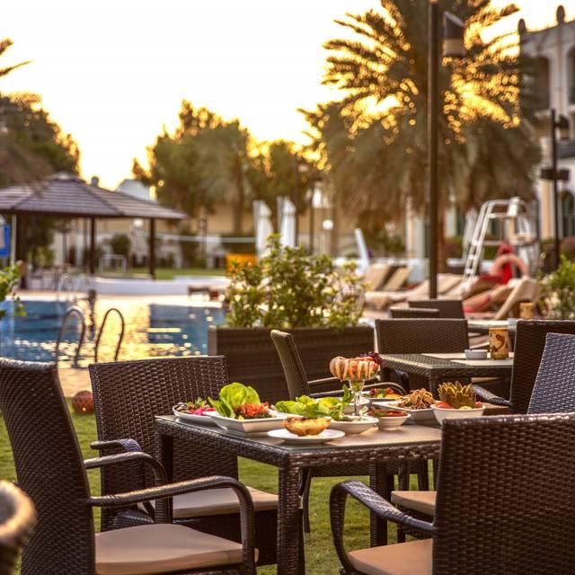 Min Zaman Lebanese Restaurant - Al Ain Rotana, Al Ain, Al Ain