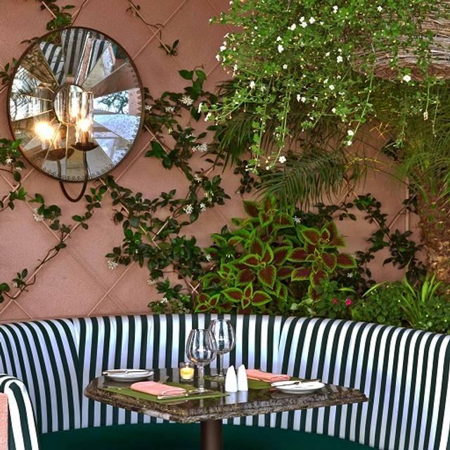 The Cabana Cafe, Beverly Hills, CA