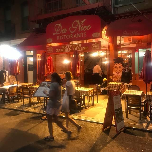 Da Nico Ristorante - Manhattan Location, New York, NY