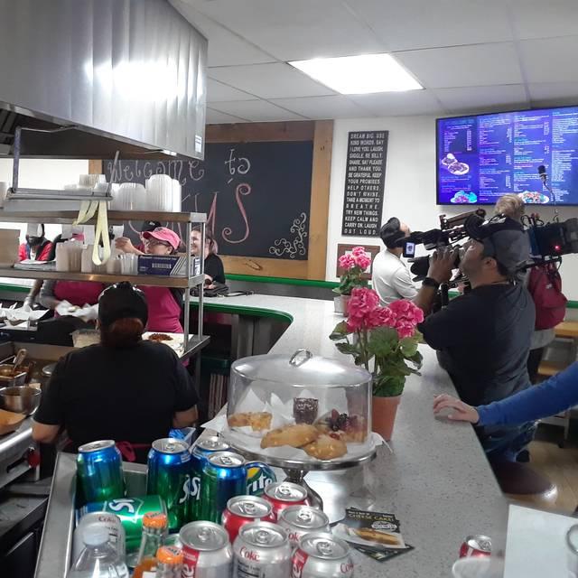 Sky's Gourmet Tacos, Los Angeles, CA