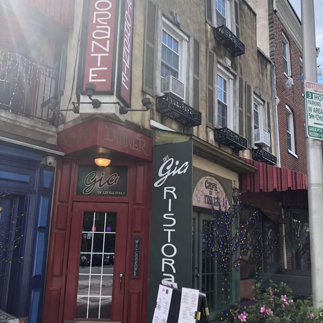 Cafe Gia Ristorante, Baltimore, MD