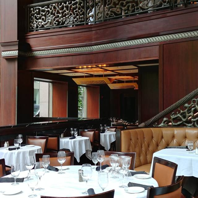Del Frisco's Double Eagle Steakhouse - New York City, New York, NY