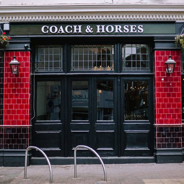 The Coach & Horses, London